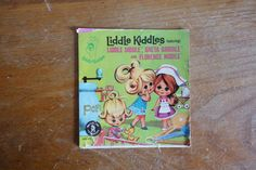 Liddle Kiddles Mattel Toy Booklet Catalog Comic  1965 by EmporioX