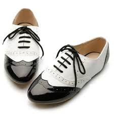 94b4dc7cdc03 Resultado de imagen para ZAPATOS OXFORD MUJER Zapatos Oxford Blancos