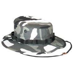 Urban Camo Boonie Hat - ArmyNavyShop.com