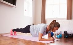 Living with Back Pain? 5 Core Exercises You Need. - Detroit News Back pain can be helped by focusing on core muscles that wrap around your abdomen and support your spine. Full Body Workouts, Ab Workouts, At Home Workouts, Fitness Exercises, Core Exercises, Training Workouts, Weight Exercises, Coach Sportif, Weekly Workout Plans