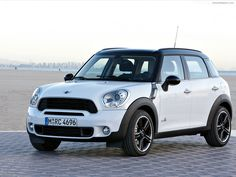 Mini Countryman  I totally want one of these cute little nuggets!
