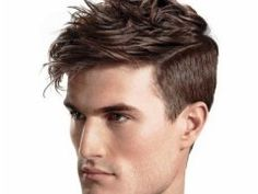 mens hairstyles for big forehead - Google Search