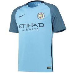 The Football Nation Ltd - Manchester City Home Shirt 2016/17, �54.99 (http://www.thefootballnation.co.uk/manchester-city-home-football-shirt-2016-17/)