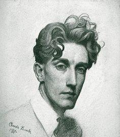 Claude Buck, Self-Portrait, 1917.