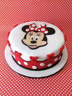 Minnie Cake