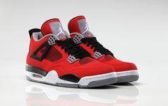 """Air Jordan 4 Retro """"Toro"""""""