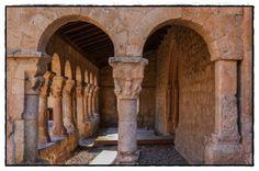_Iglesia de San Miguel san Estevan de Gormaz ,Soria