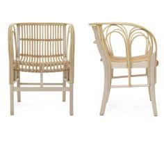Uragano, Vico Magistretti, De Padova #armchairs #outdoor #furniture