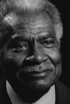 Ossie Davis by© Chester Higgins