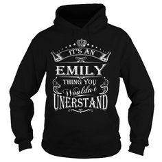 I Love EMILY  EMILYYEAR EMILYBIRTHDAY EMILYHOODIE EMILY NAME EMILYHOODIES  TSHIRT FOR YOU T shirts
