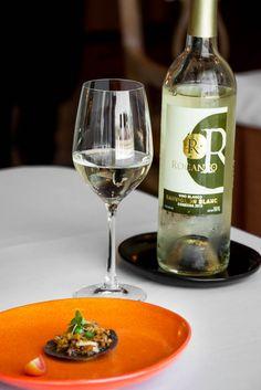 Wine and food at the Frida Restaurant in Grand Velas Riviera Nayarit