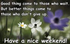 Great Weekend Quotes, Weekend Fun, Happy Weekend, Weekend Messages, Saturday Greetings, Good Things Take Time, Best Dentist, Dental Problems, Best Oral