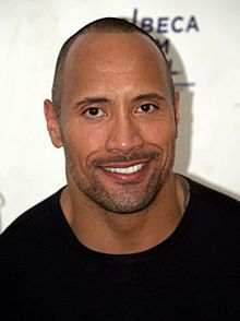 "Dwayne Douglas Johnson born in U.S.A Hayward California the date of his birth is May 2, 1972 also known as The ""rock"". The rock is a good actor and wrestler. Huge guy. inspired me cause he is a very good actor."