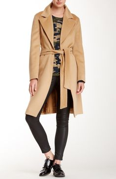 Need this Camel Coat.