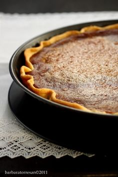 """Pumpkin pie – Torta di zucca """"americana"""" per un buon Halloween!"""