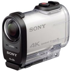 Sony launches action camera FDR X1000V 4K Cam