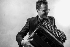 studio portrait accordion composer player