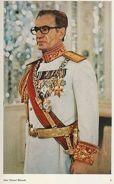 KİNG Mohammed Reza Pahlavi,ROYAL İRAN by Playing By Heart, via Flickr