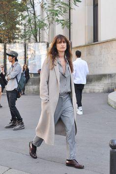 顏值不高?那就學學 Caroline de Maigret 當個帥氣的女人吧! - JUKSY 流行生活網