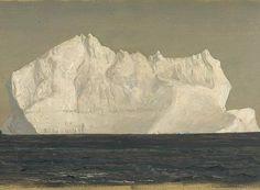 Frederic Edwin Church | Iceberg flotante , 1859