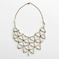 Make a Gorgeous Designer-Style Geo Necklace - With Paper — Tuts