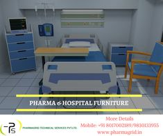 Pharmagrid Technical Services Pvt. Ltd is a well-known professional firm by designing, manufacturing, installing, and supplying various healthcare equipments. Contact: +91 8017002189 | 9051322674
