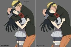 """After pulling an all-nighter, Naruto always comes back home in the early morning; to get changed and, above all, to get his """"Hinata fix"""" Support Me on K. Hinata fix Anime Naruto, Naruto Sasuke Sakura, Naruto Comic, Naruto Cute, Naruto Funny, Otaku Anime, Naruhina, Naruto Uzumaki Shippuden, Naruto Wallpaper"""
