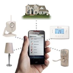 Verizon's Home Monitoring & Control now available at Brambleton. Help lower energy use and gain peace of mind.