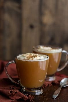 Recipe: Chai Spiced Apple Cider — Drink Recipes from The Kitchn | The Kitchn