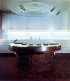 1000 images about cuisines circulaire on pinterest plan de travail ux ui designer and cuisine. Black Bedroom Furniture Sets. Home Design Ideas