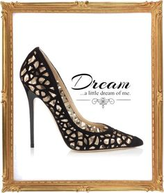 OMG...I'VE DIED AND GONE TO HEAVEN!!! Dream of Jimmy Choo Anouk Pumps