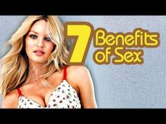 7 Benefits of Sex - I know this is supposed to be informative, but Joe and Elliot had me in tears by the end of this. LMAO!