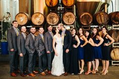 Wedding at Rhinegeist Brewery  Photo Credit  Bethany Michaela Jones, http://bethanymichaelaphoto.com/