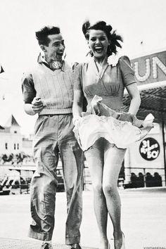 Couple c. 1940s