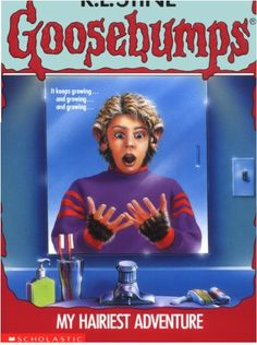 Goosebumps! hoLy crAp who Else reMemberS thiS? lol