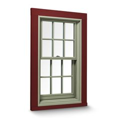 Tilt in window!  I miss these windows that we installed in our old house!  I will be doing these again!!!!!!!!!