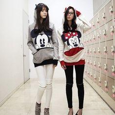 Sudadera ratón / mouse hoodie wh272