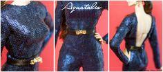 Sequin Jumpsuit | Fashion : AlexNg Photo : QuanaP Check out … | Flickr