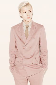 Sehun, EXO IN a handsome suit