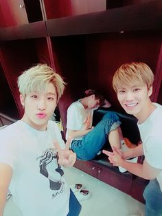 JinJin and Rocky