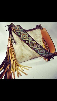 Beautiful bag from Running Roan Tack - #CowgirlChic