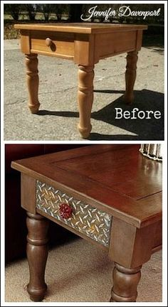 Painting Wood Furniture - Tips for furniture makeovers!