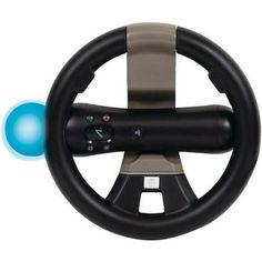 Cta Playstationmove & Dualshock Controller Racing Wheel