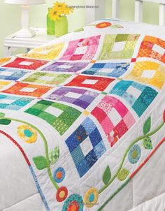 http://www.amazon.co.uk/Scrap-Happy-Quilting-Projects-Hangings/dp/1596356502/ref=sr_1_59?s=books