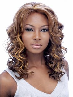 Zoey Lace Front Wig 12