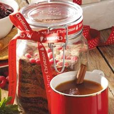 Deluxe Spiced Tea Mix