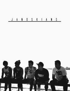 Janoskians are my new loves❤