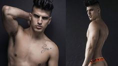 Andrew Christian Hosting A New York Model Search