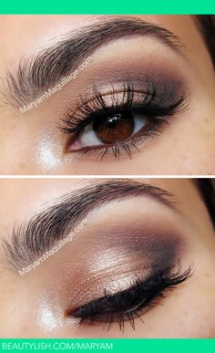 Naked 2 Eyeshadow Tutorial