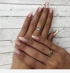 Faded french nails posts my life nails, alm French Nails, French Manicure Nails, Nude Nails, French Stiletto Nails, Coffin Nails, Almond Nails French, French Pedicure, Bridal Nails French, Natural Stiletto Nails